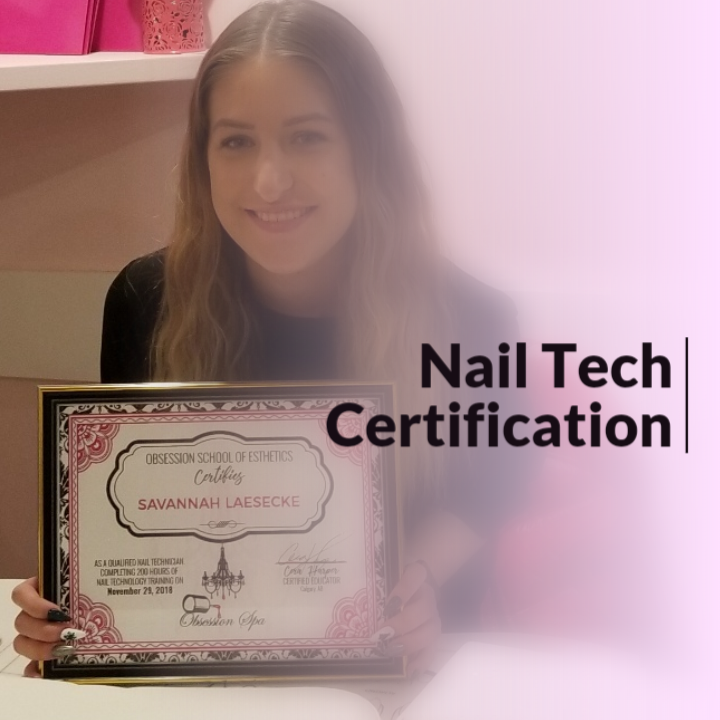 Advanced Nail Technology Certification