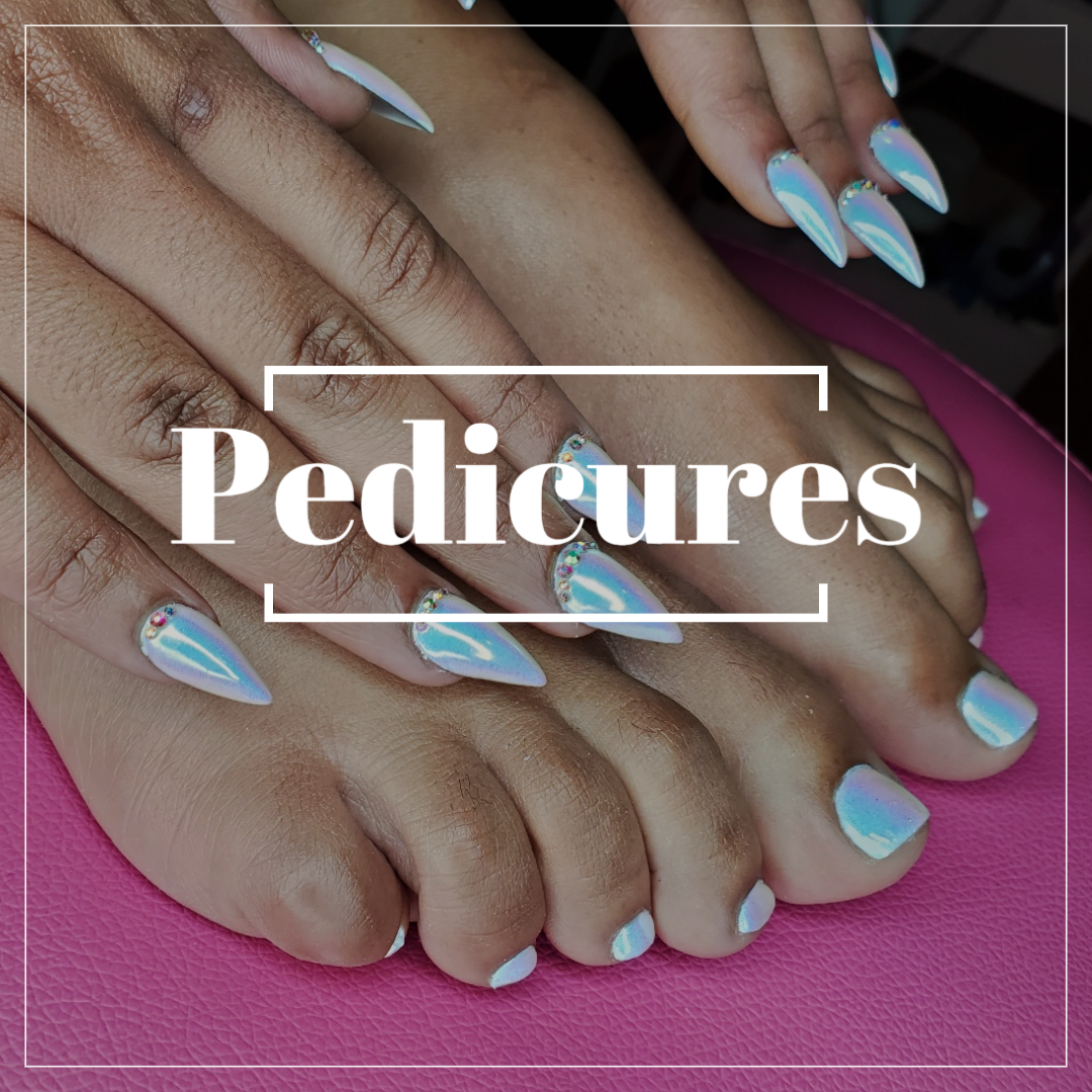 Basic and Spa Pedicures